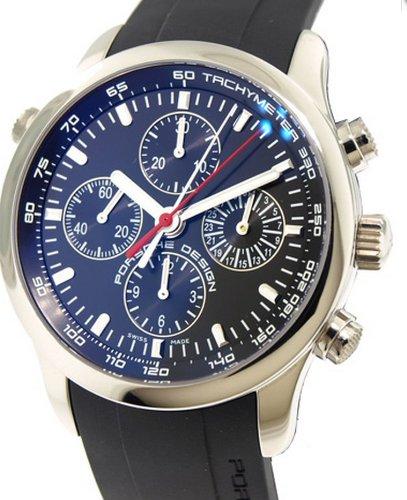 Porsche Design Dashboard Titanium Rattrapante Watch 661312401145