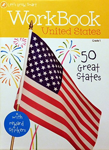 A+ Let's Grow Smart! 'United States' Workbook / Grade 1 (2014) - 1