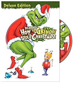 How The Grinch Stole Christmas - Deluxe Edition  from Warner Home Video