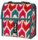 PackIt Ikat Freezable Lunch Bag, 8 Inch