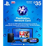 Sony PlayStation Network Card - �35 (PlayStation Vita/PS3)by Sony