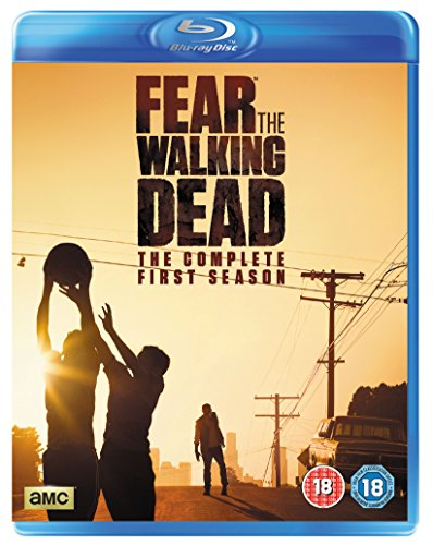 Fear The Walking Dead - Season 1 [Blu-ray] [2015] [Region Free] [Reino Unido]