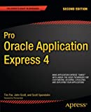 img - for Pro Oracle Application Express 4 (Expert's Voice in Databases) book / textbook / text book