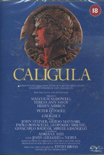 [Malcolm McDowell Peter OToole Helen Mirren Teresa Ann Savoy Guido Mannari] Caligula