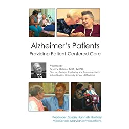 Alzheimer's Patients: Providing Patient-Centered Care