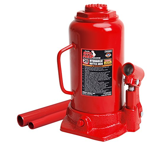 Torin T92003 Hydraulic Bottle Jack - 20 Ton (Bottle Jack 6 Ton compare prices)