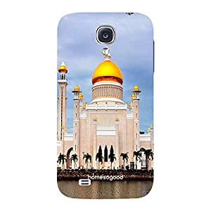 HomeSoGood Brunei Palace Multicolor 3D Mobile Case For Samsung S4 ( Back Cover)