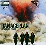 New Found Power by Damageplan (2004) Audio CD
