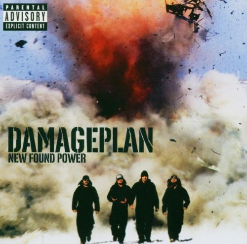New Found Power (U.S. Explicit Version) by Damageplan (2004) Audio CD
