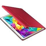 Samsung Folio Schutzhülle Book Case Cover für Galaxy Tab S 10.5 Zoll - Rot