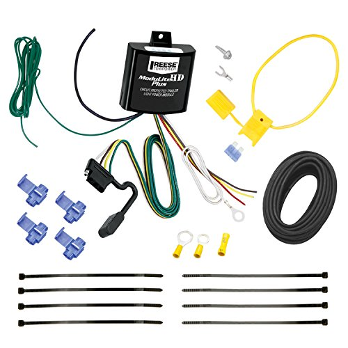 Reese Towpower 8551400 Heavy Duty Plus Powered Tail Light Converter Kit (Audi Q5 Trailer compare prices)