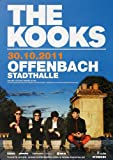 The Kooks Junk Of The Heart 2011 - Concert Poster Concertposter
