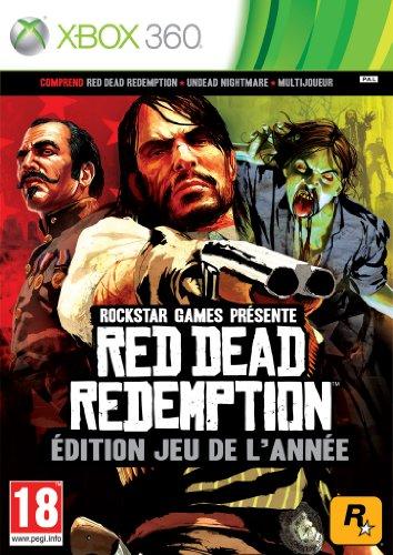 Red dead redemption – édition jeu de l'année