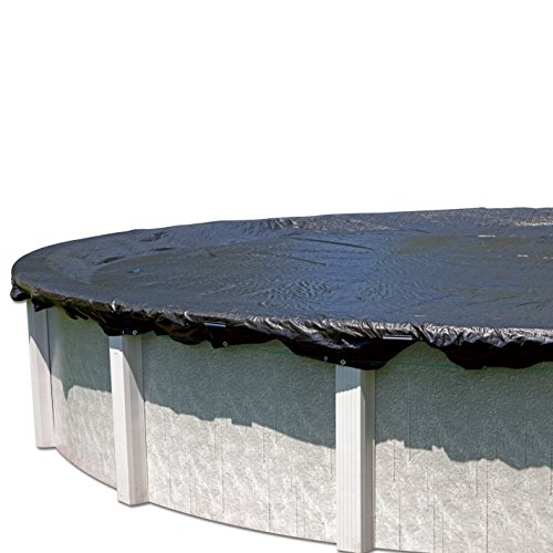 24 ft Round Fine Mesh Pool Winter Cover