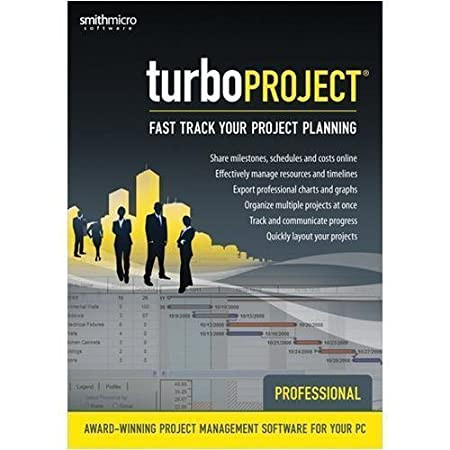 TurboProject Professional