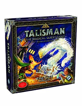 Talisman: The City Expansion Game