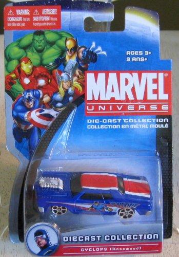 Bullseye E7 Marvel Die-cast Car Collection