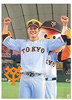 ジャイアンツ坂本勇人カレンダー2017 ([カレンダー])