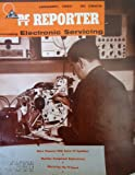 Pf Reporter Including Electronic Servicing, January 1960, Highlights: Extra TV Speakers, Modular Component Replacement, PC Boards, Rx for Interface