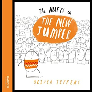 The Hueys in: The New Jumper Audiobook