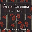 Anna Karenina Audiobook by Leo Tolstoy Narrated by Judy Franklin