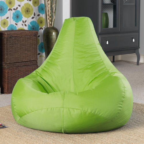 bean-bag-bazaar-puf-reclinable-impermeable-color-verde-lima