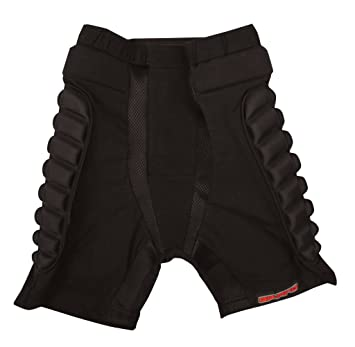 Bike It Gp-Pro Moto-X Protecteur Short Grand (Vsps027) - XL
