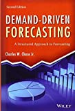img - for Demand-Driven Forecasting: A Structured Approach to Forecasting 2nd edition by Chase Jr., Charles W. (2013) Hardcover book / textbook / text book