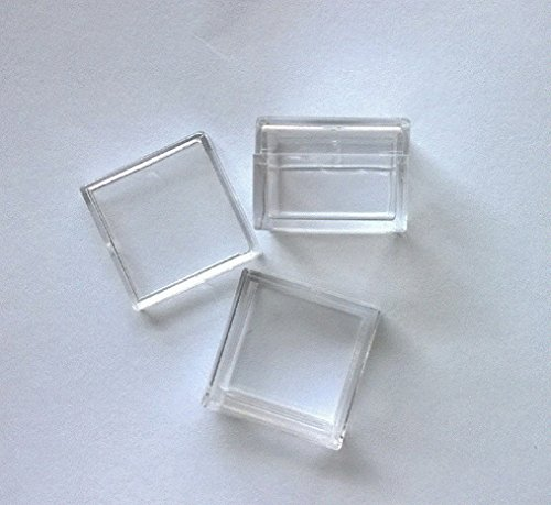 Small Acrylic Cubes in Storage Case (Acrylic Small Containers compare prices)