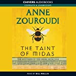 The Taint of Midas (       UNABRIDGED) by Anne Zouroudi Narrated by Bill Wallis