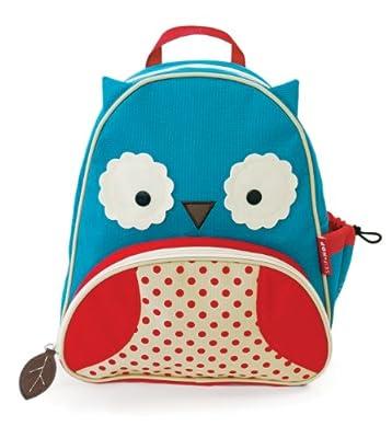 Skip Hop Zoo Pack Owl The Little Kid Backpack from skip hop