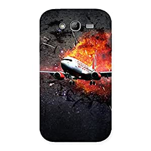 Enticing Premier Blast Plain Multicolor Back Case Cover for Galaxy Grand Neo Plus