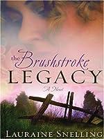 The Brushstroke Legacy (Walker Large Print Books)