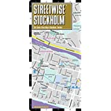 Streetwise Stockholm Map Laminated City Center Street Map of Stockholm, Sweden: Folding Pocket Size Travel Map with Metro