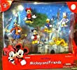 Mickey Mouse & Friends Figures Playset (Set Of 6 Figures) (Walt Disney World Exclusive)