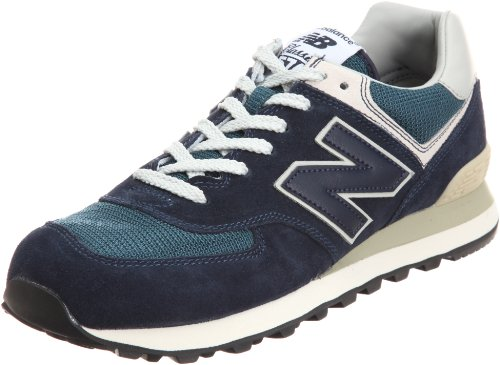 The new balance new balance sneakers ML574 NB ML574 VN (15 SS) (NAVY(15SS)/24.5)