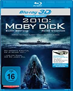 Moby Dick Real 3D (3D Blu-ray) [Special Edition]