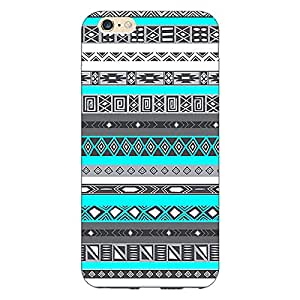 Jugaaduu Aztec Girly Tribal Back Cover Case For Apple iPhone 6 Plus