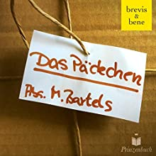 Das Päckchen Hörbuch von Mathias Bartels Gesprochen von: Matthias Voigt