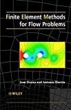 img - for Finite Element Methods for Flow Problems book / textbook / text book