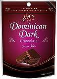 名糖産業 M collection ドミニカンダークチョコレート 80g×6袋