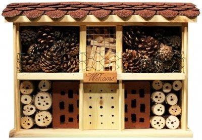wie insekten den winter berleben. Black Bedroom Furniture Sets. Home Design Ideas