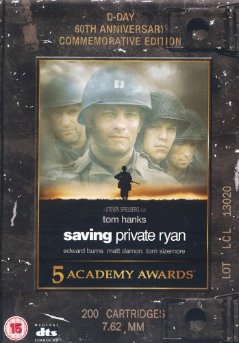 Saving Private Ryan 60th Anniversary [DVD]