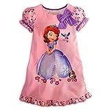 Disney Junior Princess Sofia The First Nightshirt Nightgown Pajama 2 3 4 5 6 7 8 10