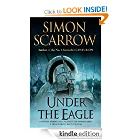 Under the Eagle: Cato & Macro: Book 1