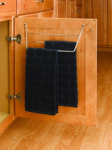 Rev-A-Shelf Towel Holder Chrome (Kitchen Towel Rack compare prices)