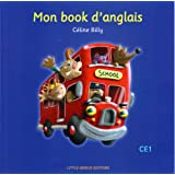 Mon book d&#39;anglais - CE1par Cline Billy