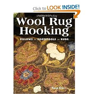 Wool Rug Hooking Tara Darr