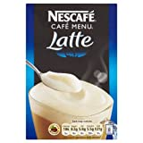Nescafe Cappuccino Latte 8 Sachets 176 g (Pack of 6, Total 48 Sachets)