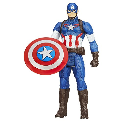 Marvel Avengers All Star Captain America 3.75-Inch Figure - 1